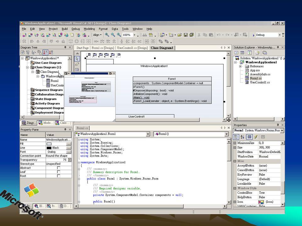Visual Studio .Net