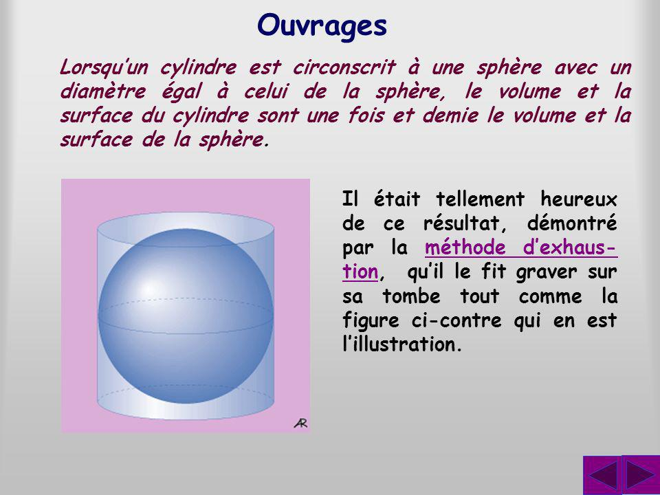 Ouvrages