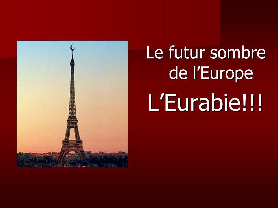 Le futur sombre de l'Europe