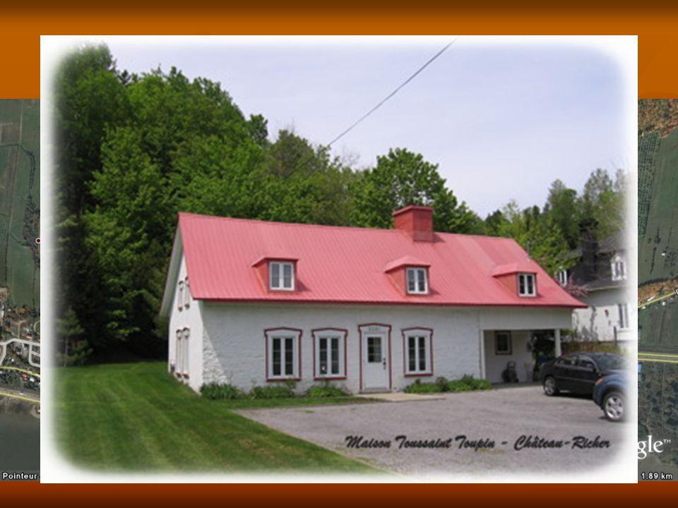 Maison Toussaint Toupin