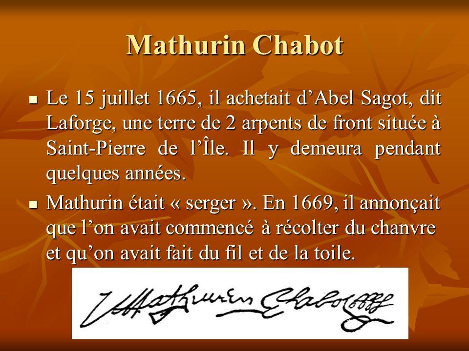 Mathurin Chabot
