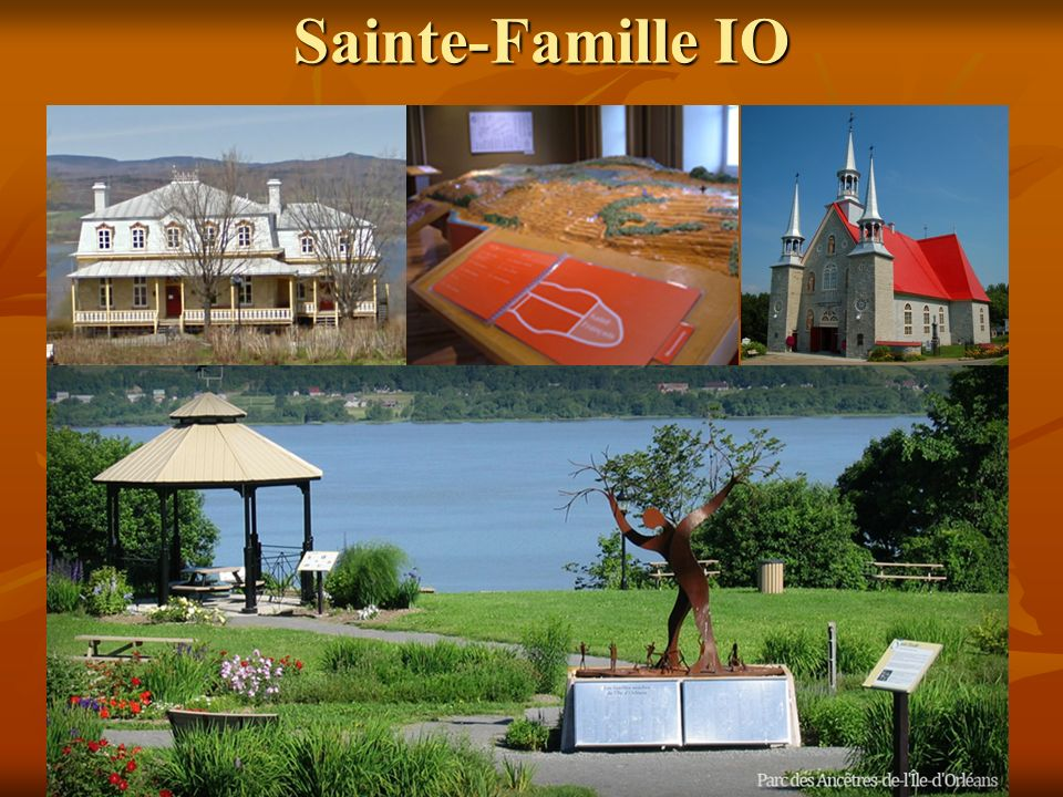 Sainte-Famille IO