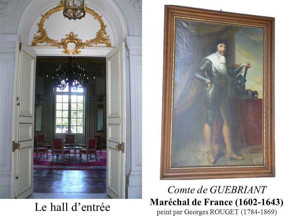 Comte de GUEBRIANT Maréchal de France (1602-1643) peint par Georges ROUGET (1784-1869)