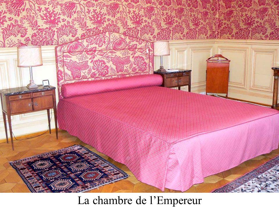La chambre de l'Empereur