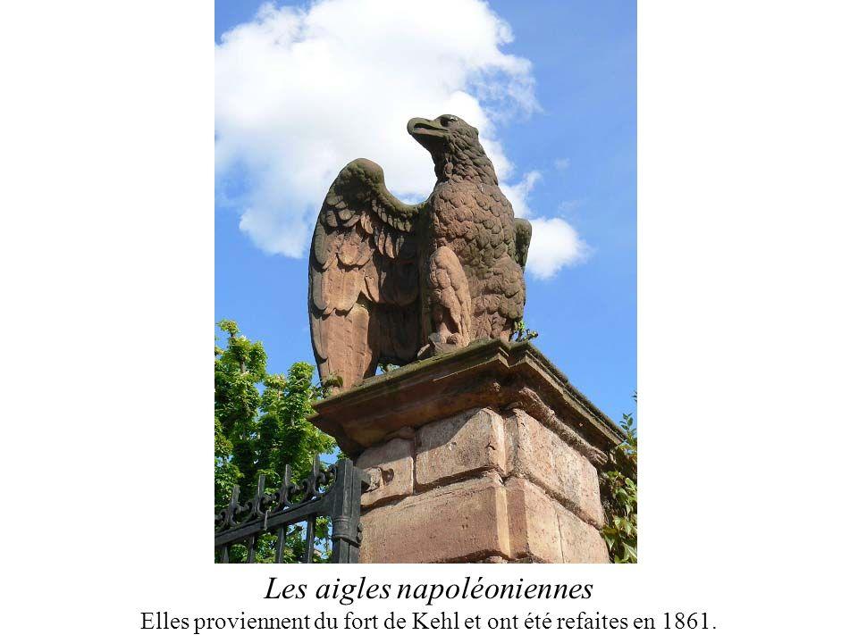 Les aigles napoléoniennes