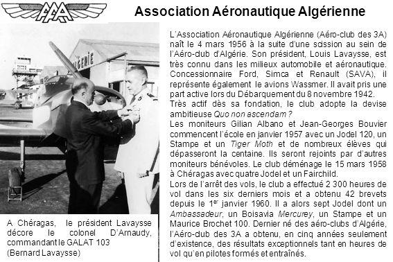 Association Aéronautique Algérienne