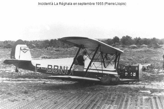 Incident à La Réghaïa en septembre 1955 (Pierre Llopis)