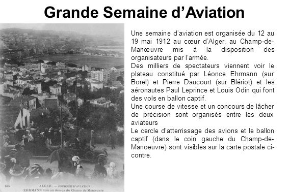 Grande Semaine d'Aviation