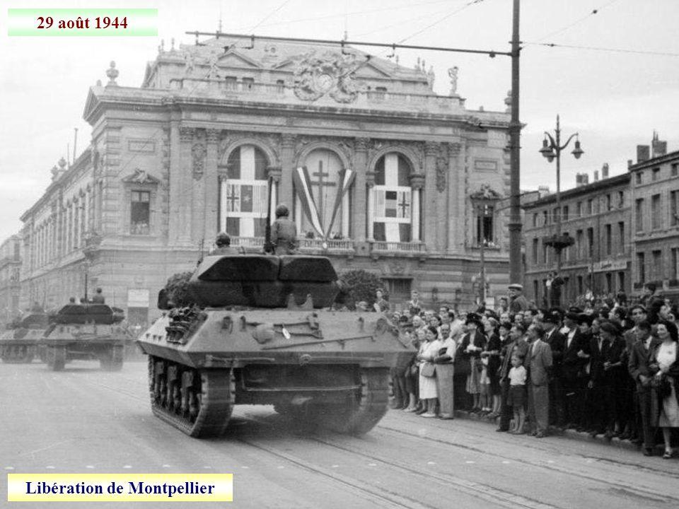 Libération de Montpellier