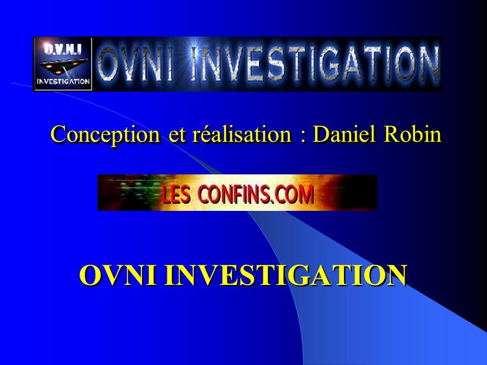 Conception et réalisation : Daniel Robin