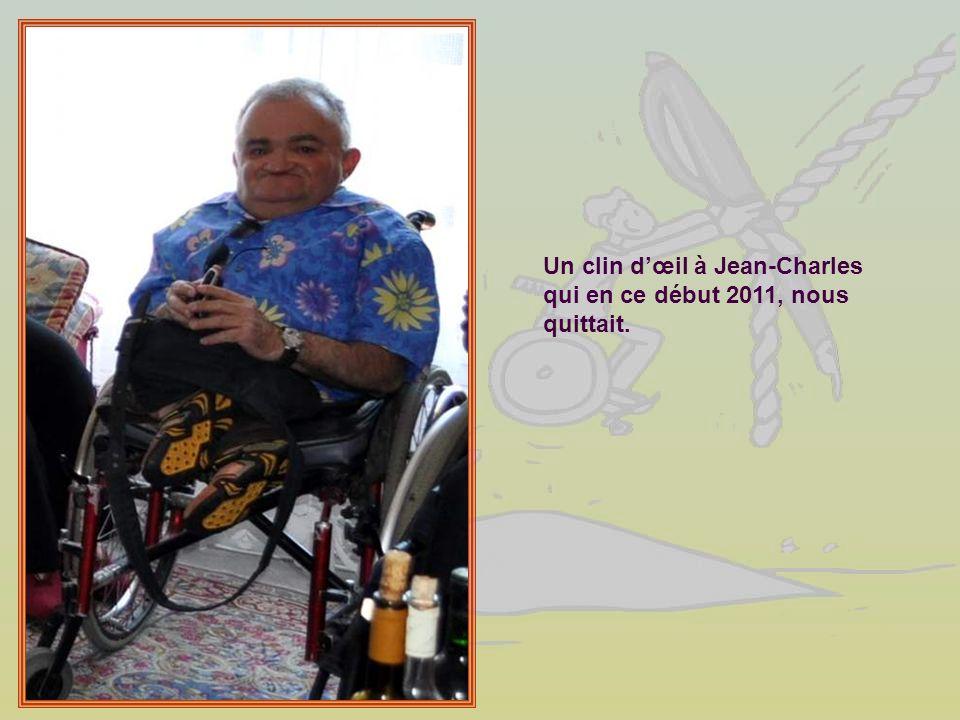 Un clin d'œil à Jean-Charles