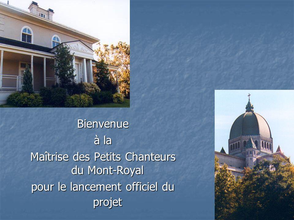 Maîtrise des Petits Chanteurs du Mont-Royal