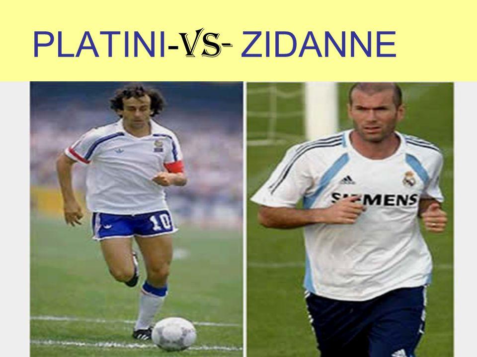 PLATINI-VS- ZIDANNE