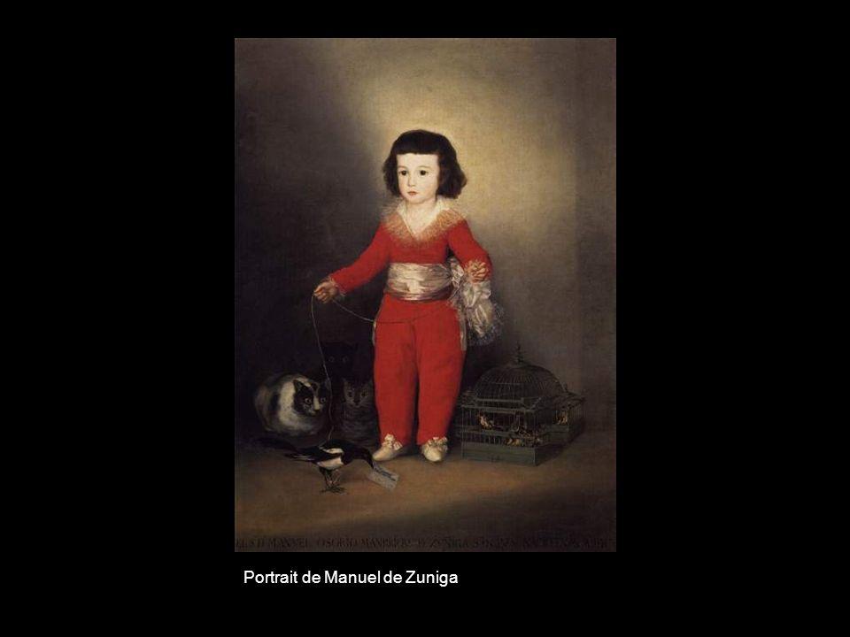 Portrait de Manuel de Zuniga