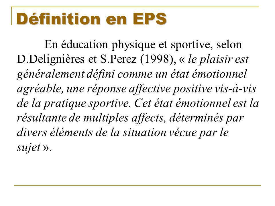 Définition en EPS