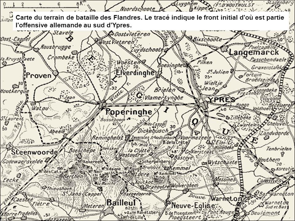 contre-offensive, prélude à la reconquête de la Belgique.