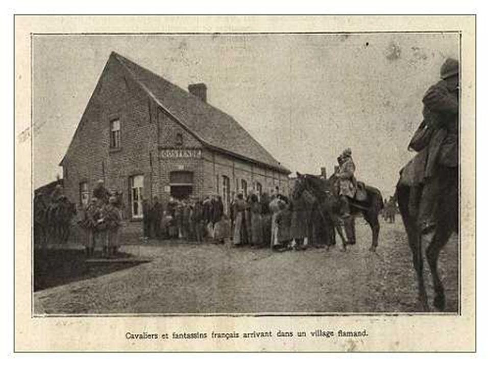 Au nord, un groupement belge a pour mission de s emparer du canal d Handzaeme et de foncer sur Thourout.