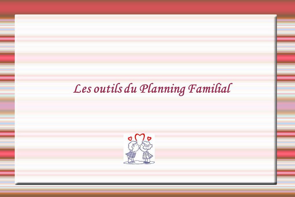 Les outils du Planning Familial