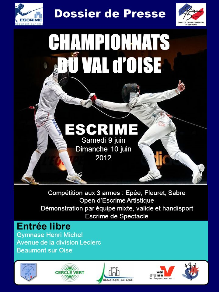CHAMPIONNATS DU VAL d'OISE