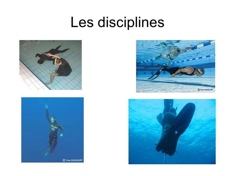 Les disciplines