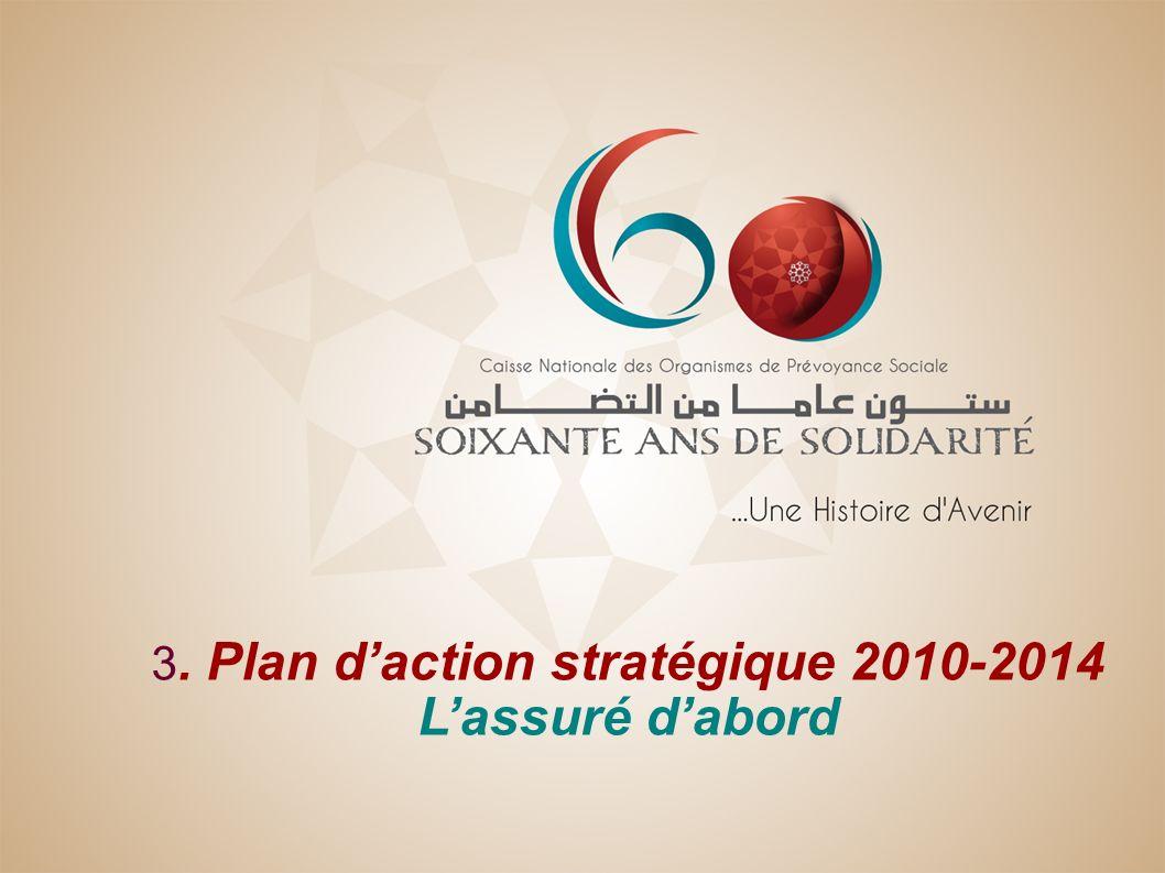 3. Plan d'action stratégique 2010-2014