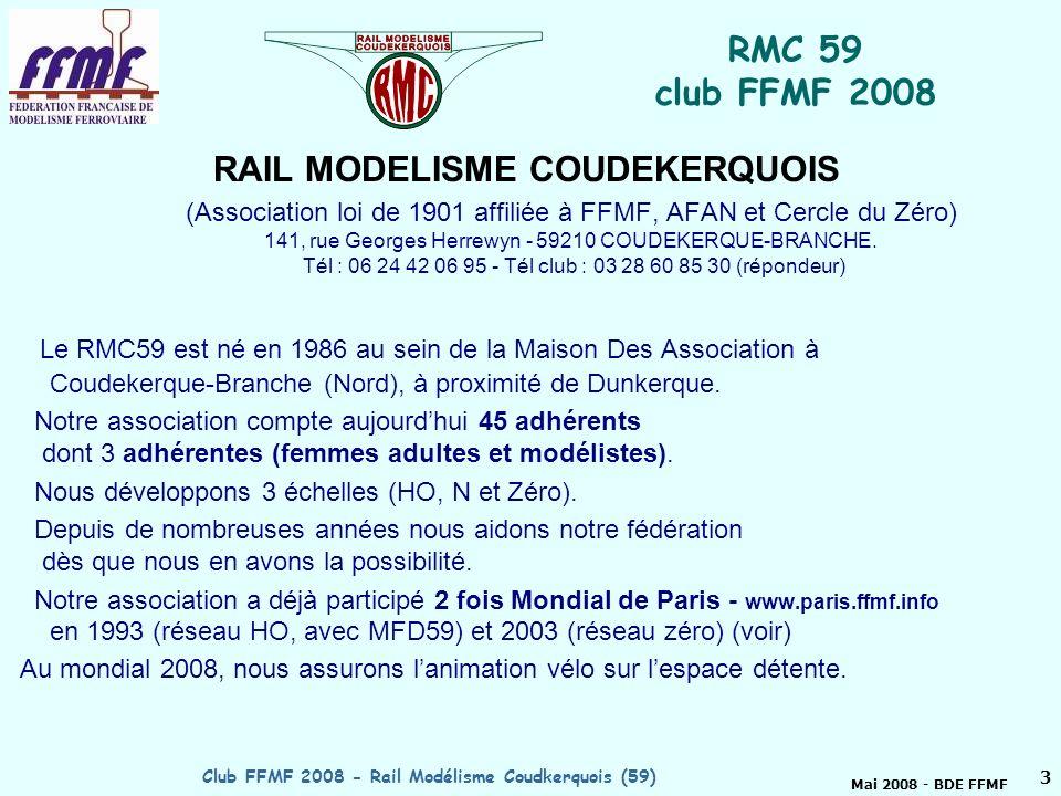 RAIL MODELISME COUDEKERQUOIS