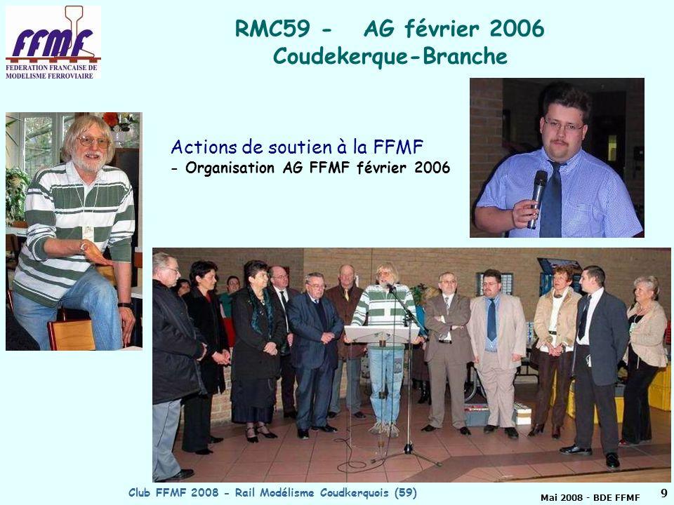 RMC59 - AG février 2006 Coudekerque-Branche