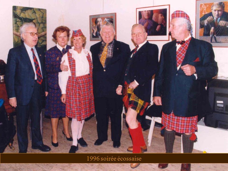 1996 soirée écossaise