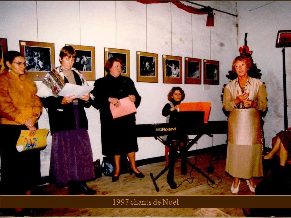 1997 chants de Noël