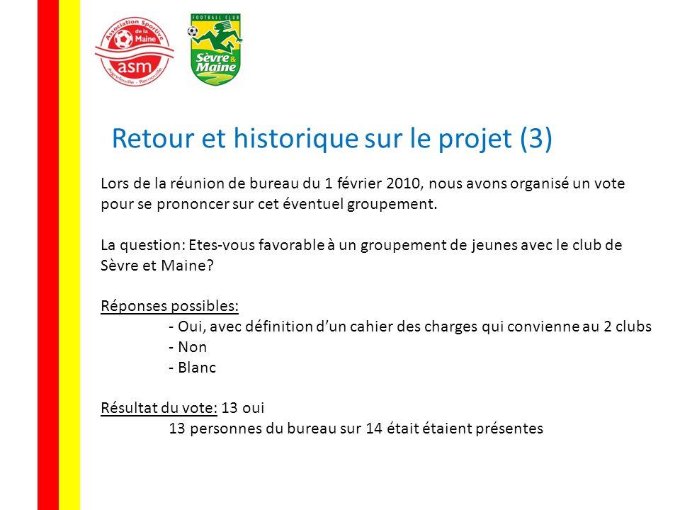 Retour et historique sur le projet (3)