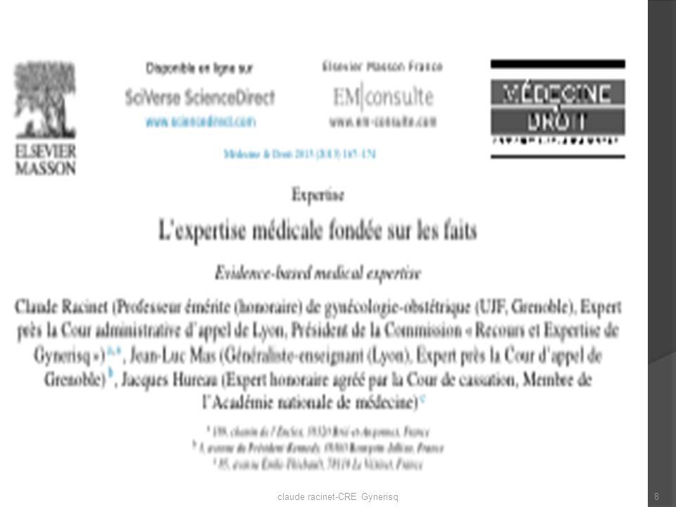 claude racinet-CRE Gynerisq