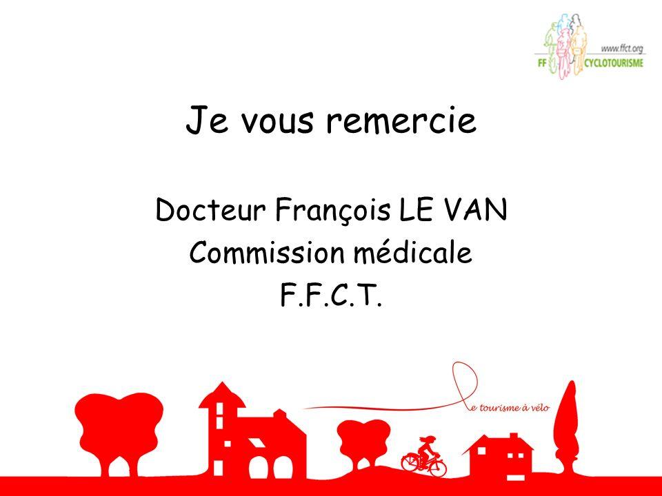 Docteur François LE VAN