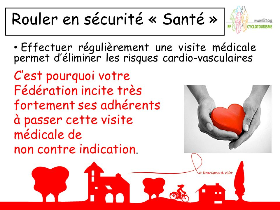 Rouler en sécurité « Santé »