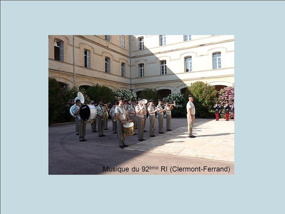 Musique du 92ème RI (Clermont-Ferrand)
