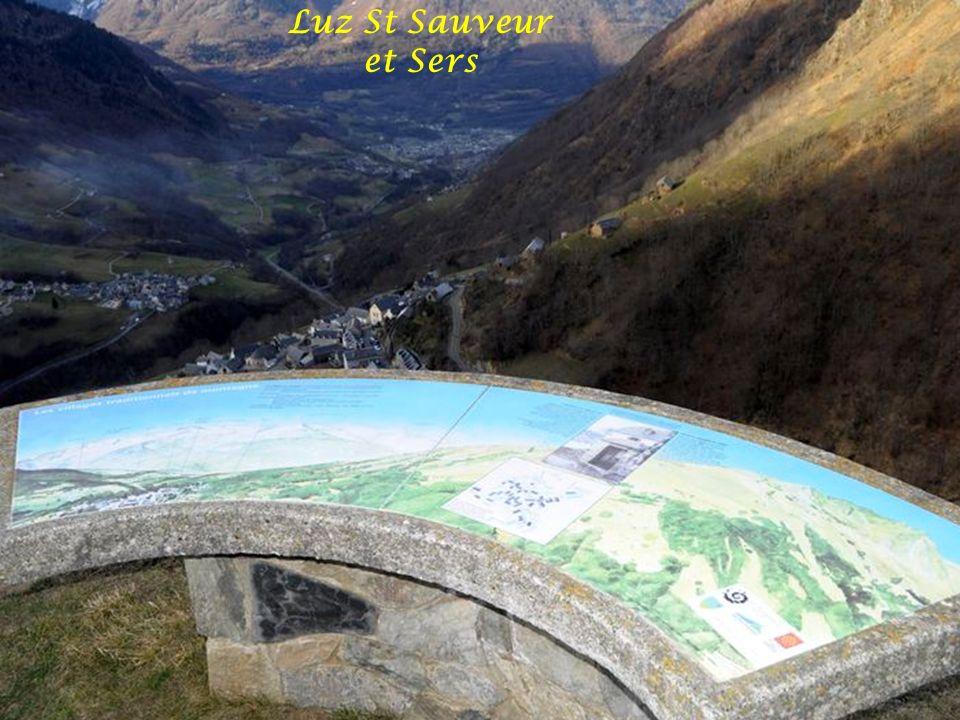 Luz St Sauveur et Sers