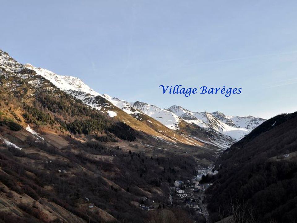 Village Barèges