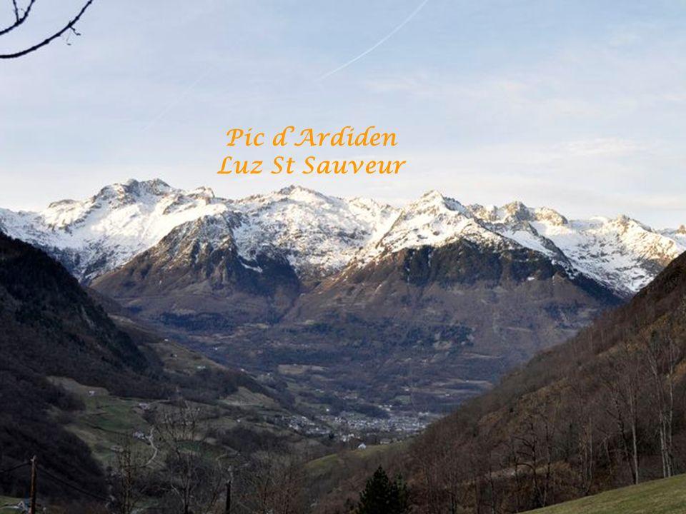 Pic d'Ardiden Luz St Sauveur