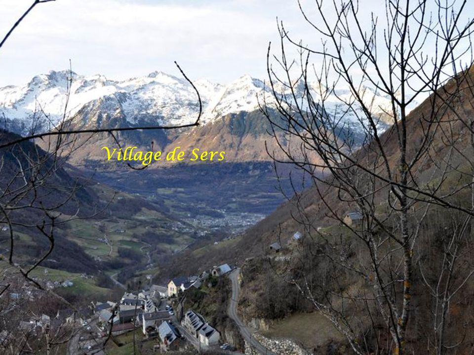 Village de Sers