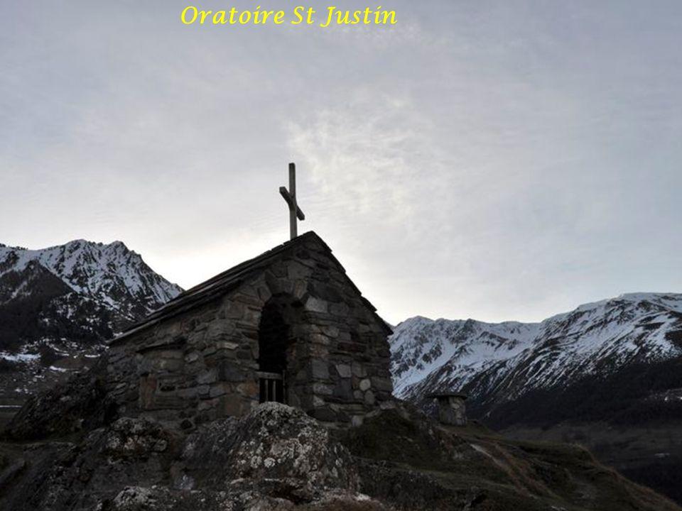 Oratoire St Justin