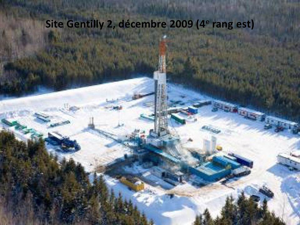 Site Gentilly 2, décembre 2009 (4e rang est)