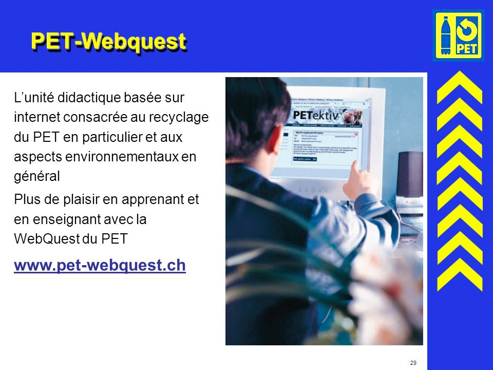 PET-Webquest