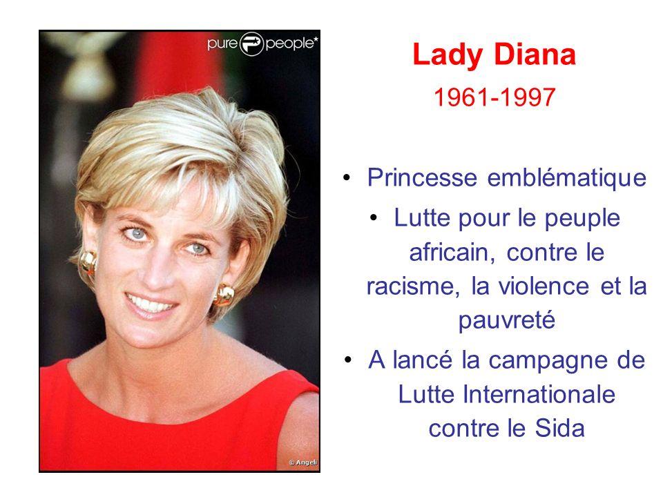 Lady Diana 1961-1997 Princesse emblématique