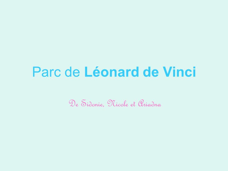 Parc de Léonard de Vinci