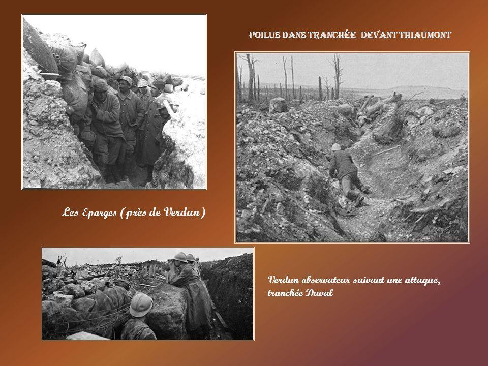 Les Eparges (près de Verdun)
