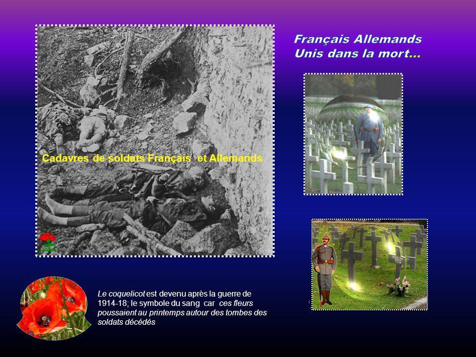 Français Allemands Unis dans la mort…