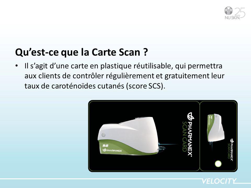 Qu'est-ce que la Carte Scan