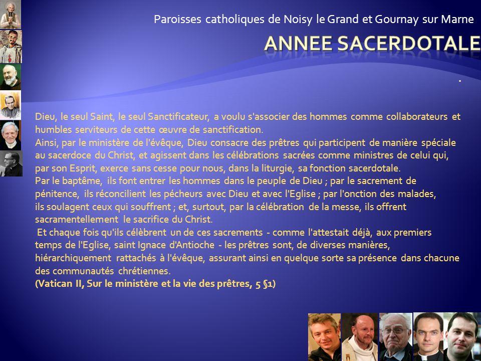 Paroisses catholiques de Noisy le Grand et Gournay sur Marne