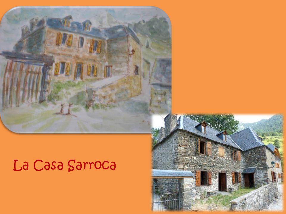 La Casa Sarroca
