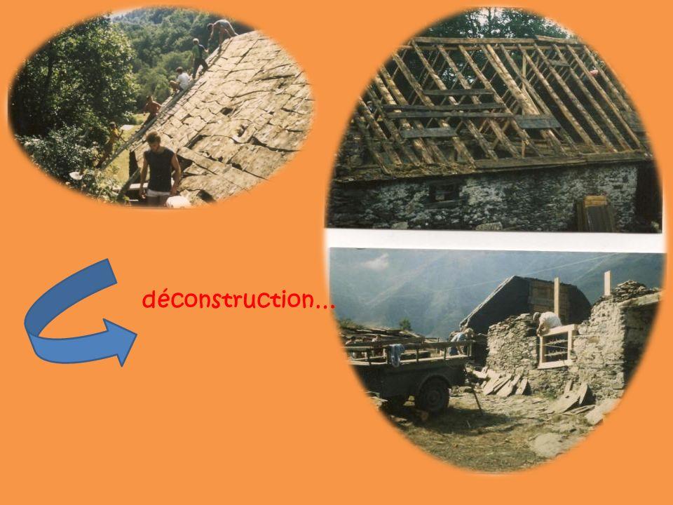 déconstruction…