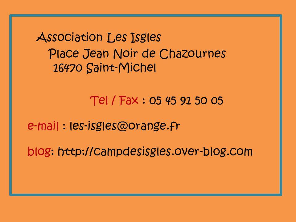 Association Les Isgles